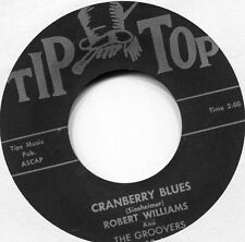 ROBERT WILLIAMS AND THE GROOVERS Cranberry Blues- Loud Mufflers,USA Original