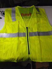 Comcast Xfinity Safety Vest Class 2 Level 2 ORANGEW/REFLECTIVEST RIPES(XL)
