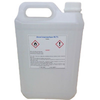 Alcool Isopropylique 99,7% 5 Litre  IPA Solvant Puissant 2-Propanol Isopropanol