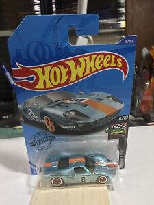 HOT WHEELS FORD GT40 SUPER TREASURE HUNT HW RACE DAY GULF