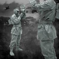 Military Cameraman Unpainted 1/35 Resin Figure Model Unassembled Kits New J4J5