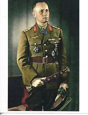 WW2 GENERAL FELDMARSCHALL ROMMEL POUR L'MERITE KNIGHTS CROSS DIAMONDS DESERT FOX