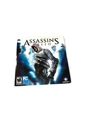 Assassins Creed - PC Game - Excellent Condition