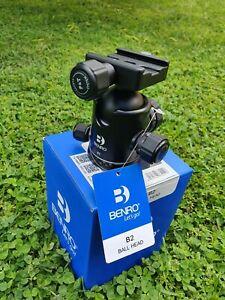 Benro B2 Tripod Ball Head (40mm)