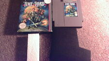 TIME LORD game for Nintendo Entertainment System NES
