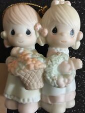 precious moments ornaments To My Forever Friend 113956 MIB Free Shipping!!