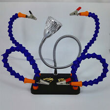 LED third-hand tools welding Wire Clamp Holder Assembly electronic DIY Station