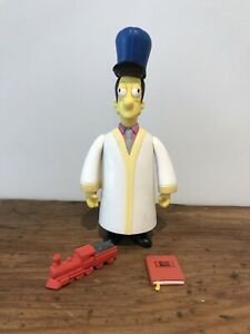 2002 Playmates WOS The Simpsons - Reverend Lovejoy Interactive Figure