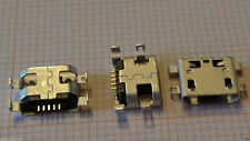 N.2 CONNETTORI RICARICA PORTA jack Micro USB dock CARICA X ARCHOS 80B 80b XENON