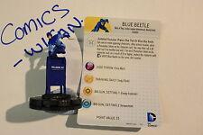 """Dc heroclix"""" 10th anniversaire"""" #16 blue beetle"""