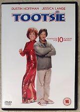 Tootsie (Dustin Hoffman & Jessica Lange) DVD (UK Release Region 2)