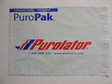 12 x Purolator Plastic Envelopes