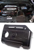 Carbon Fibre Engine Valve Cover For VW GOLF VI 6 MK6 GTI SCIROCCO 2014-2017