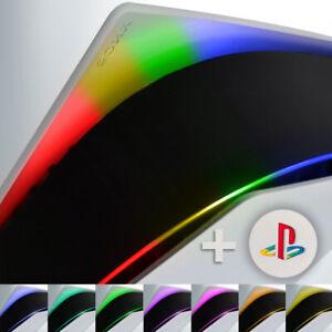Playstation 5 PS5 LED Aufkleber LED Decals LED Skin