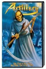 ARTILLERY - LTD.EDITION ONE FOOT IN THE GRAVE,THE OTHER ONE... DVD+CD METAL NEW!