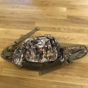 Cabela's Deluxe Whitetail Fanny Pack Large XL Camo Realtree Hunting Waist Bag