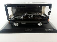 Audi Quattro • 1980 • NEU • Minichamps 155016121 • 1:18