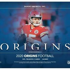 MIAMI DOLPHINS 2020 PANINI ORIGINS FOOTBALL 1/4 CASE 4 BOX TEAM BREAK #11