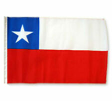 "12x18 12""x18"" Chile Sleeve Flag Boat Car Garden"