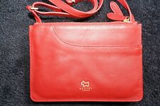 Radley London red small cross body purse A310937 068 000 168$ new