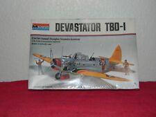 MONOGRAM DEVASTATOR TBD 1 1/48 SCALE PLANE MODEL [sealed]