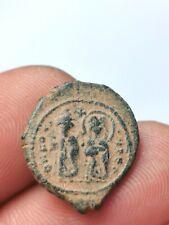 superbe petit follis Byzantin à étudier ! 2,90 g