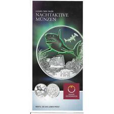 Österreich 3 Euro HAI 2018 nur Flyer no coin   Eiamaya