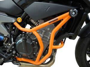 """Crash bars KTM 790 Duke """"RDmotoCF110"""" Crash frames + protectors  KTM 790 Duke"""