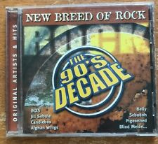 New Breed Of Rock The 90's Decade Music CD, Blind Melon, Candlebox, Pigeonhed