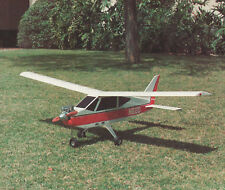 1/5 Scale Bede BD-6 Plans, Templates and Instructions 54ws