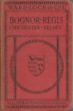 WARD LOCK RED GUIDE - BOGNOR REGIS & WEST SUSSEX COAST - 1930/31 - 5th edition