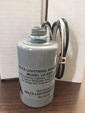 "Delta, La2301, Ac Lightning Arrestor, 2 wire, 18"" leads, 0-2300 volts 2301"