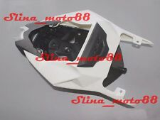 Rear Plastic Tail Fairing Cowl Body Fit For BMW S1000RR 2015-2017 2016 Unpainted