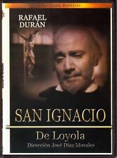 SAN IGNACIO DE LOYOLA, Movie (1948) RAFAEL DURAN NEW DVD SCREEN