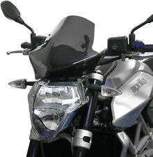 PUIG NAKED NEW GENERATION WINDSHIELD (DARK SMOKE) Fits: Aprilia SL 750 Shiver