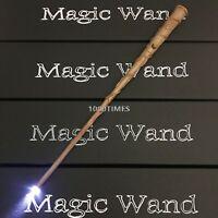 Harry Potter Hogwarts Hermione Magic Wand w/ LED Light Costume-New Style