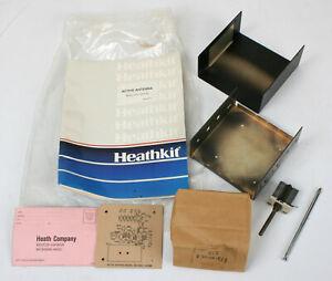RARE Unbuilt Vintage Heathkit Active Antenna Model HD-1424-A NEW OLD STOCK WOW!!