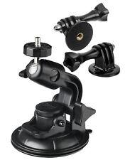 Para coche cámara de acción soporte para Rollei Fantec AEE QUMOX pro GoPro 4 5 6