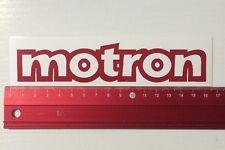 Aufkleber/Sticker: Motron (300316166)