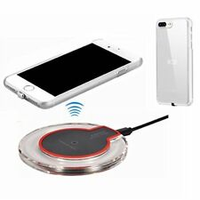 iPhone 7 Plus Wireless Receiver Case Apple Qi Wireless Charging Pad Charger Kit