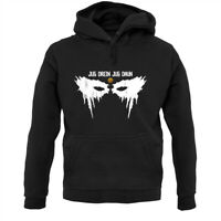 Jus Drein Jus Daun - Hoodie / Hoody - The 100 - Fan - Merch - TV - Merchandise