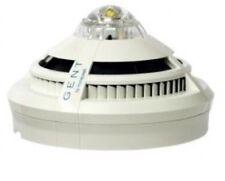 Gent S4-720-V-VAD-HPR Heat Sensor High Power Red VAD Fire Alarm  & Base