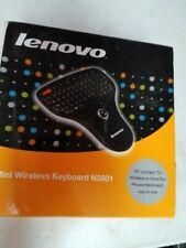 NEW Lenovo N5901 Mini Wireless Keyboard and Mouse Keypad Remote (57Y6336)