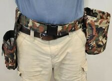 Metal Detecting Finds Bags With 52 Inch Belt High Quality - Camo