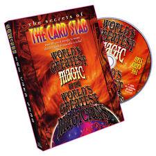 Card Stab (World's Greatest Magic) - DVD - Street Magic - Giochi di Magia