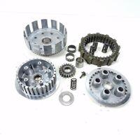 94-98 Kawasaki KX250 KX 250 Engine Clutch Basket Inner Hub Pressure Plate [EN]