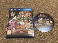 SAINT SEIYA SOLDIERS' SOUL SONY PLAYSTATION 4 PS4 GAME OFFICIAL UK PAL VGC