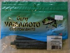 "Gary Yamamoto 5"" California Roll - Watermelon Black Flake"