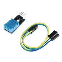 1X DHT11 Temperature and Relative Humidity Sensor Module for arduino Pop*