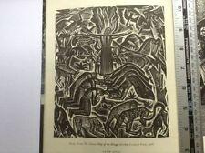 Engraving Animals Art Prints